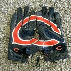 NWOT Nike Vapor Knit Chicago Bears Receiver Gloves